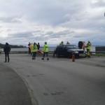 Trafikolycka Saltsjöbadsvägen004