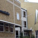 Väktare på gymnasieskolor i Karlskrona