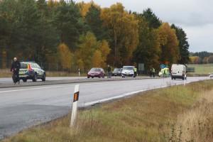 Trafikolycka Gärestadkrysset