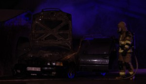 Bilbrand i Rödeby