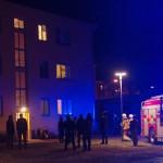 Brand i kök Polhemsgatan Karlskrona