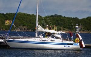 Båt Hästö Marina