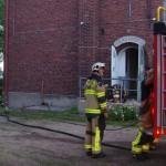 Brand på Strandgården