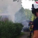 Brand i Gredeby