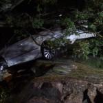 Trafikolycka Bryggareberget