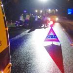 Trafikolycka Kallingevägen Djupadals vsk