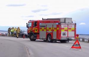 Trafikolycka Saltsjöbadsvägen 001
