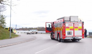 Trafikolycka Saltsjöbadsvägen 002