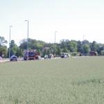 Trafikolycka E22 mellan Ramdala och Jämjö