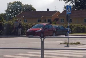 Trafikolycka centrala Rödeby
