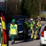 Trafikolycka lv 725 Fabbemåla