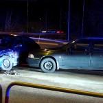 Trafikolycka i ökänd korsning
