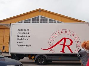 Antikrundan i Karlskrona