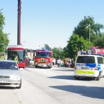 Bussolycka Kungsmarken