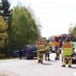 Flerbilsolycka Hultarondellen Ronneby