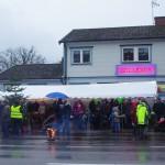 Julmarknad i Fridlevstad