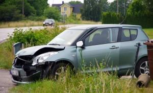 Trafikolycka Sturkövägen