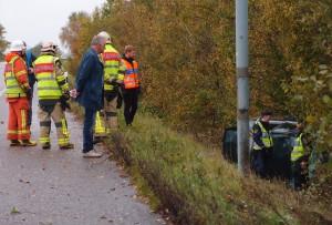trafikolycka Rosenholm