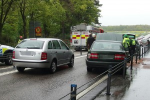 Trafikolycka Förkärla