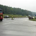 Trafikolycka rv 28 lv 122 Högklint