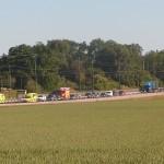 Trafikolycka Rv 28 Inglatorp
