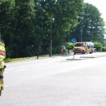 Trafikolycka E22 Jämjö